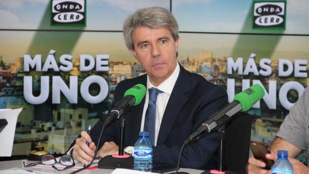 """Ángel Garrido: """"Lo que ha influido en mi decisión era ver que en el PP ya no me sentía cómodo"""""""