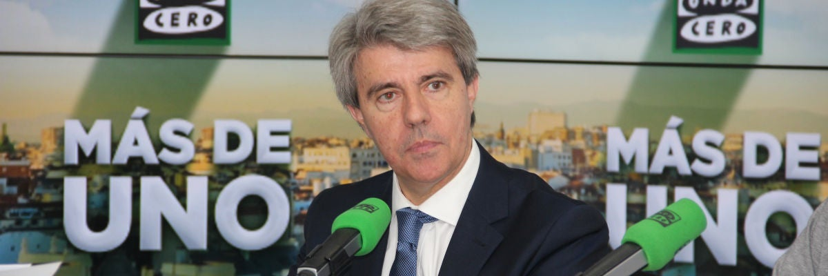 """Ángel Garrido: """"Sigo creyendo que Cristina Cifuentes sí hizo el máster"""""""