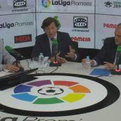 José Ramón Lete alaba LaLiga Promises por los valores que aporta a los niños participantes