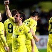 Cazorla durante su estancia en el Villarreal CF
