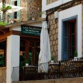 Restaurante Las Palmeras de Dèia