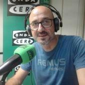 Sergi González - Premio Onda Cero de la comunicación