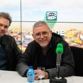 Jordi Frades y Tristán Ulloa en Más de uno