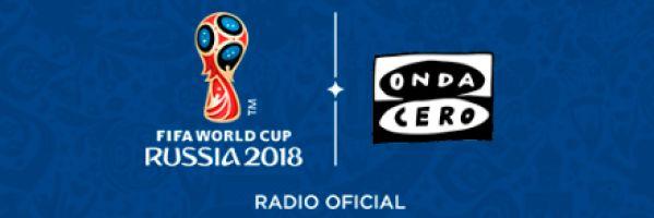 Promo Mundial de Rusia 2018 en Onda Cero