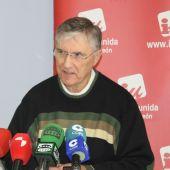 José Luis Ordoñez, coordinador de IU en Segovia