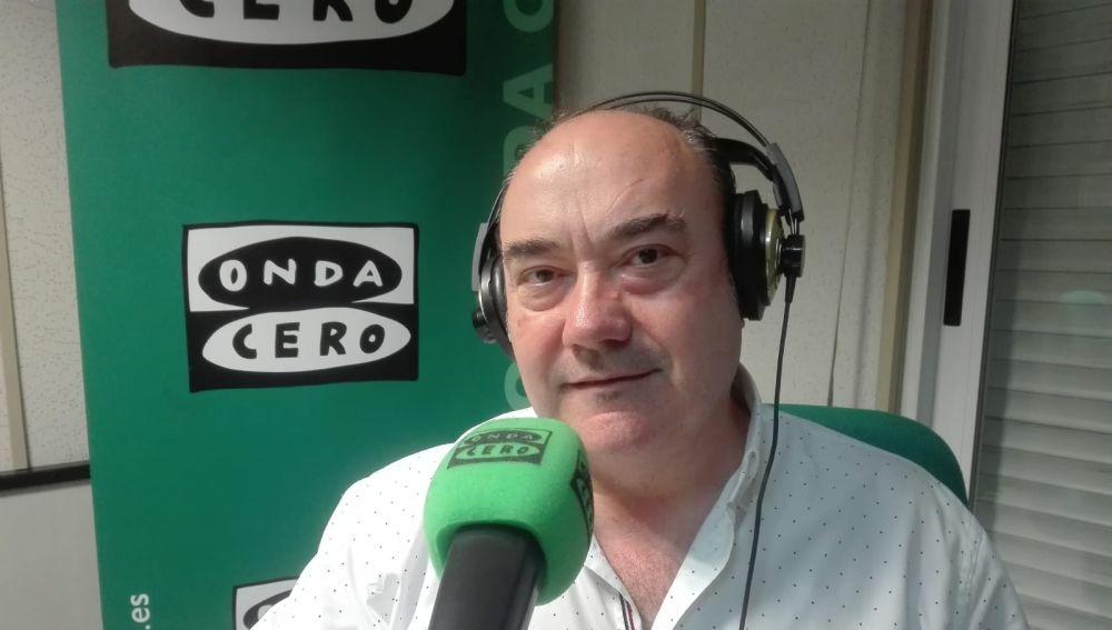 Miguel Barrera - Premio Onda Cero de la Gastronomía