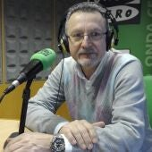 Juan José Esperón, secretario da asociación de veciños O Chedeiro de Cerponzons
