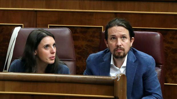 """Iglesias, sobre el vídeo de Montero del 8M: """"El PP hará todo lo posible para seguir en un escándalo e incendio constante"""""""