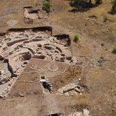 Yacimiento de Castillejo del Bonete, en Terrinches