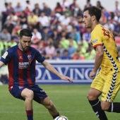 Huesca-Nástic, el partido investigado
