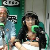Felix y Lucila padres de Rocío López Agredano.