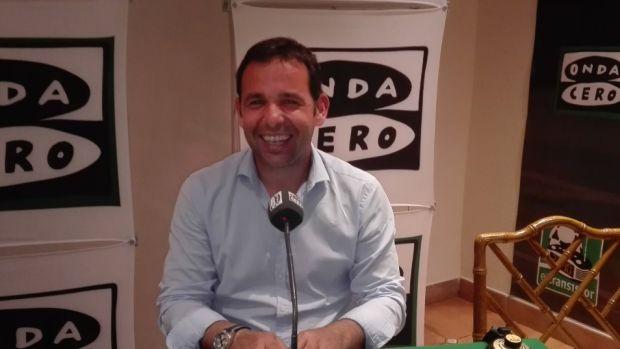El entrenador del Villarreal, Javi Calleja.