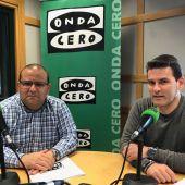 Samuel y Rubén González, ingenieros de ZONTAK