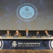 Asamblea de Accionistas Deportivo
