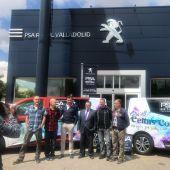 Los Celtas Cortos de gira con Peugeot PSA Retail Valladolid