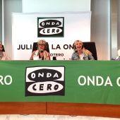 Cayetana Guillén Cuervo en Julia en la onda