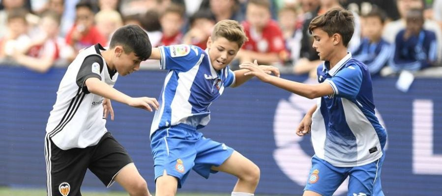 LaLiga Promises Internacional 2018 - Final: Valencia - Espanyol