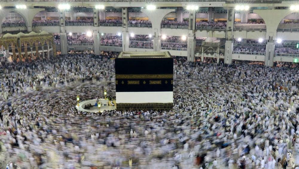 La Gran Mezquita de La Meca