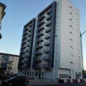 Primer bloque de viviendas de San Antón de Elche