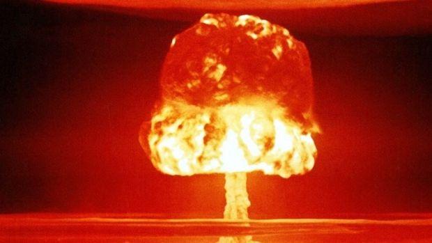 Experimentos atómicos