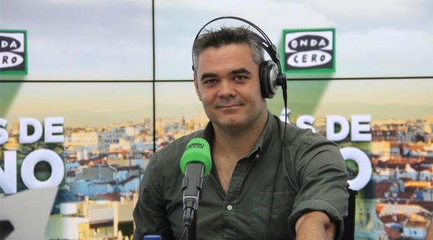 """Alberto Rojas: """"Pasé mucho miedo con la cobertura del ébola"""""""