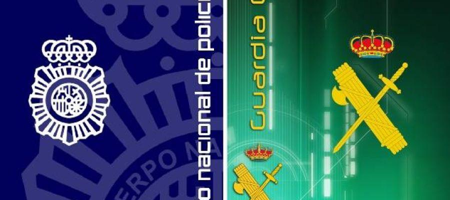 Policía Nacional y Guardia Civil de Ciudad Real han desmantelado una organización criminal