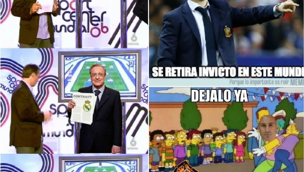 Los mejores memes de la destitución de Julen Lopetegui