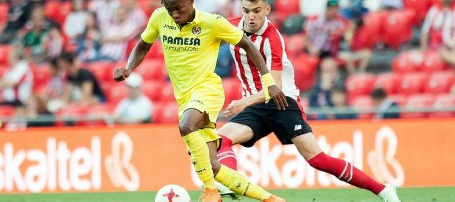 El nigeriano del Villarreal, Samu Chukwueze