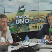 """<p>Grande-Marlaska: """"Haré todo lo posible para que las concertinas de las vallas de Ceuta y Melilla sean retiradas""""</p>"""