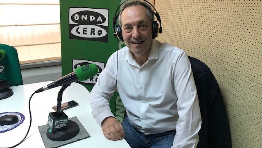 El coordinador provincial de Ciudadanos, Urbano Revilla, pasó hoy por los micrófonos de Palencia en la Onda para comentar los proyectos en los que están trabajando de cara a las próximas elecciones municipales y autonómicas.