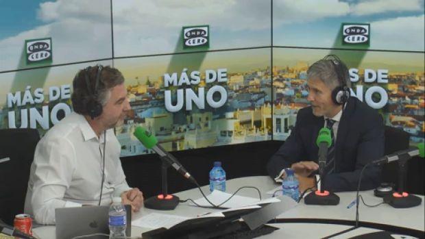 ONDACERO RADIO   Entrevista completa al ministro del Interior ...