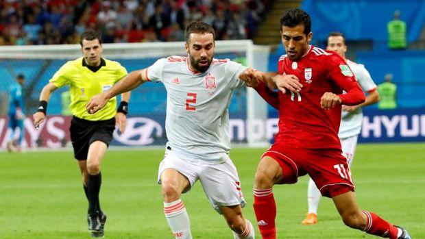 """Dani Carvajal: """"Estos son partidos que te hacen ganar mundiales"""""""