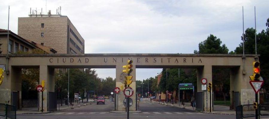 Campus de la Universidad de Zaragoza
