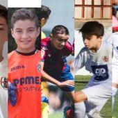 Cinco canteranos del Promesa Elche se marchan a la cantera de equipos de Primera División.