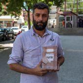 El periodista Nacho Carretero acude al juicio oral junto a miembros de la editorial Libros del KO, por la demanda presentada por el ex alcalde de O Grove, Alfredo Bea Gondar