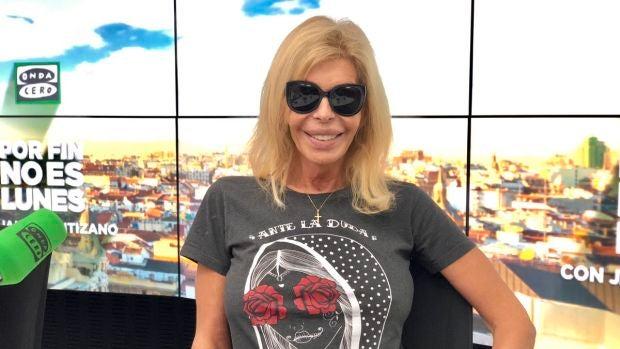 """Bibiana Fernández: """"Madrid es la ciudad dotada para vivir en la calle"""""""