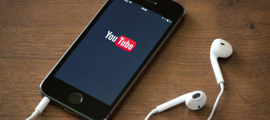 Móvil Youtube