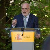 El delegado del Gobierno en el País Vasco, Jesús Loza