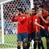 Noticias de la mañana (26-06-18) España se mete en octavos como primera de grupo tras un sufrido empate ante Marruecos