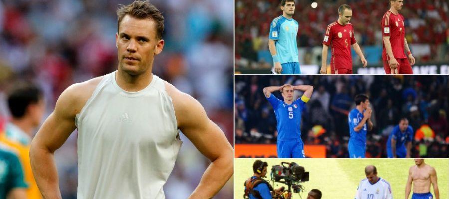 Alemania, el último campeón que cae en la fase de grupos
