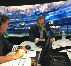 """Ángel Torres: """"Hay que disfrutar de las cuatro jornadas que quedan y felicitar al entrenador"""""""