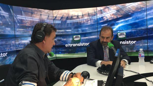 """Ángel Torres: """"El penalti no pitado al Getafe en Mestalla es por un error humano, no es culpa del VAR"""""""
