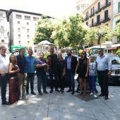 Mallorca en la onda sobre ruedas