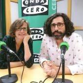 Javier Seisdedos y María Ramón
