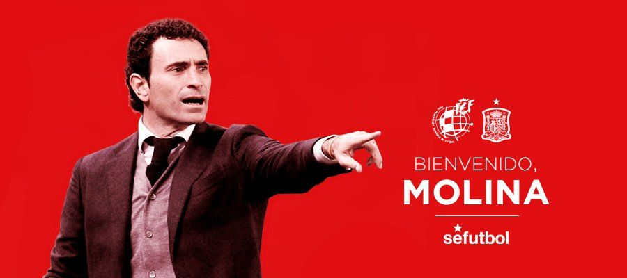 Molina, nuevo director deportivo de la RFEF