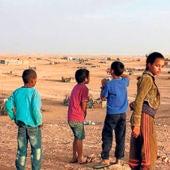 Niños Sáhara