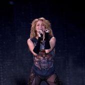 Imagen del concierto de Shakira en Barcelona