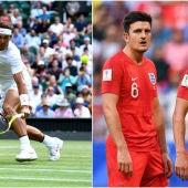 Wimbledon y Mundial de Rusia