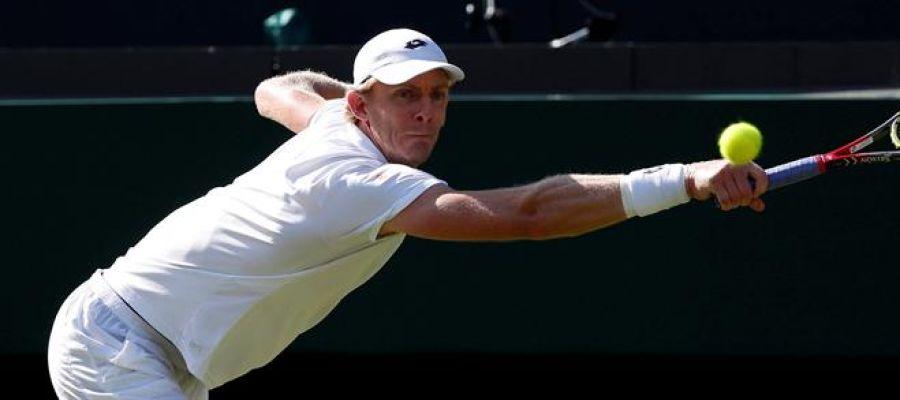El tenista Kevin Anderson.