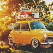 coche vacaciones